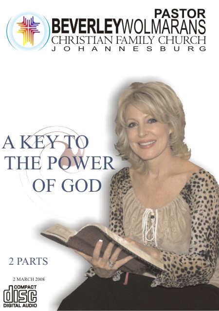 A Key To The Power Of God 1