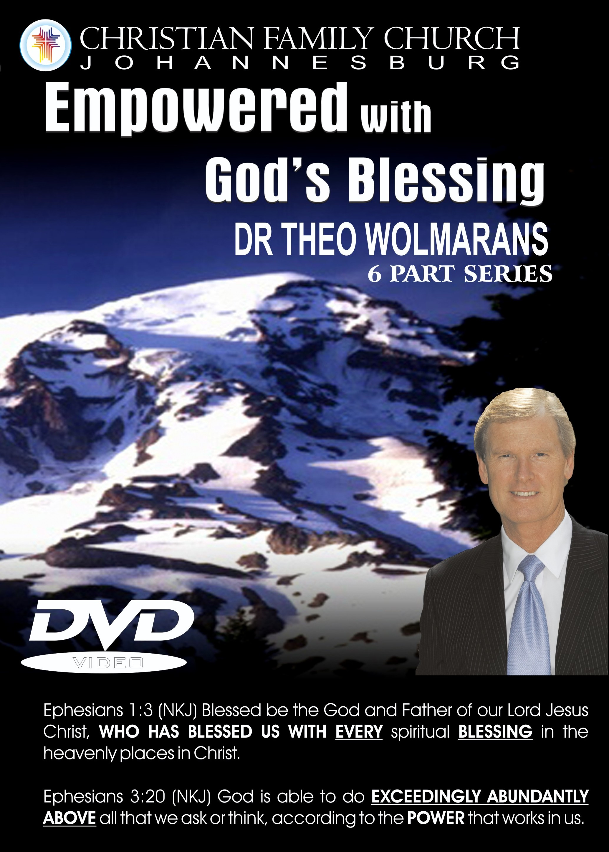 Empowered with God's Blessing 1