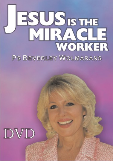 Jesus is the Miracle Worker 1
