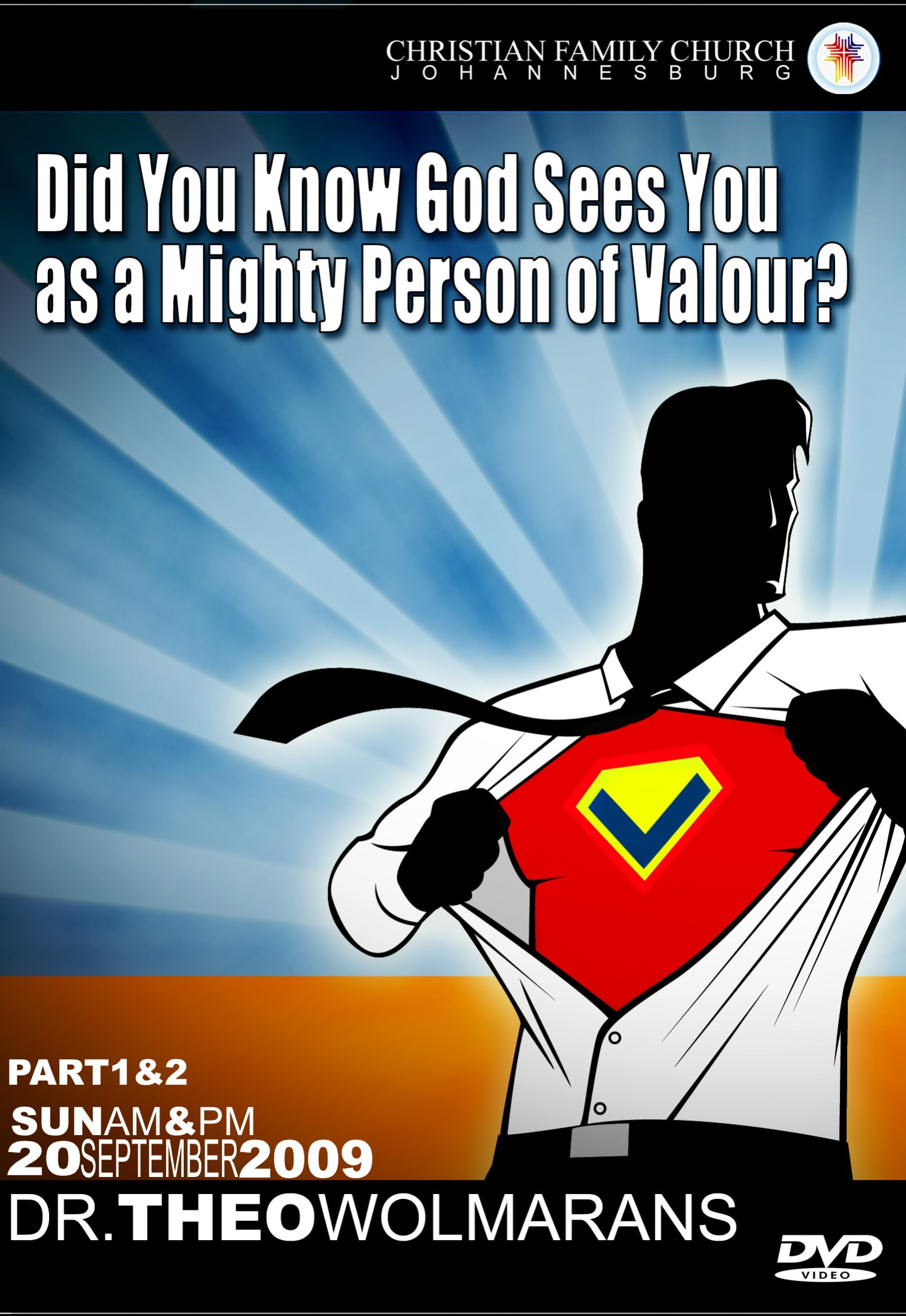 Did You Know That God Sees You As A Mighty Person of Valour 1