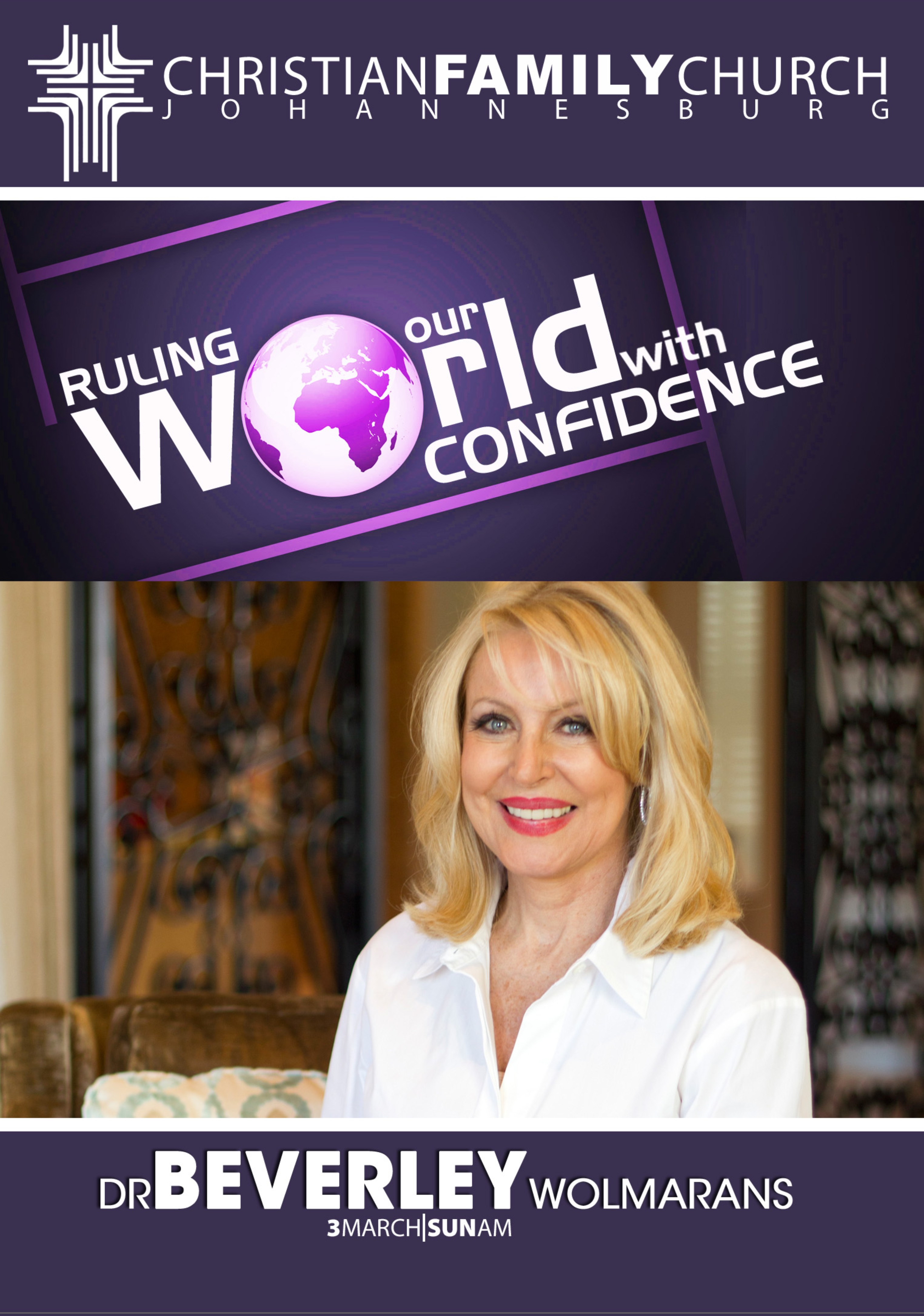 Rulling our world with confidence  1