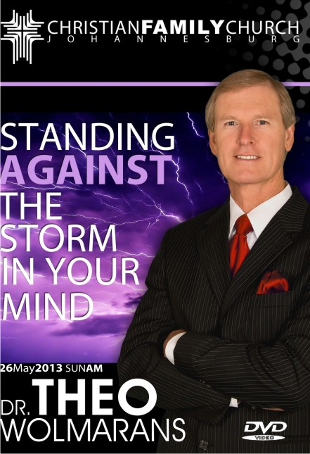 Standing Against the Storm in Your Mind 1