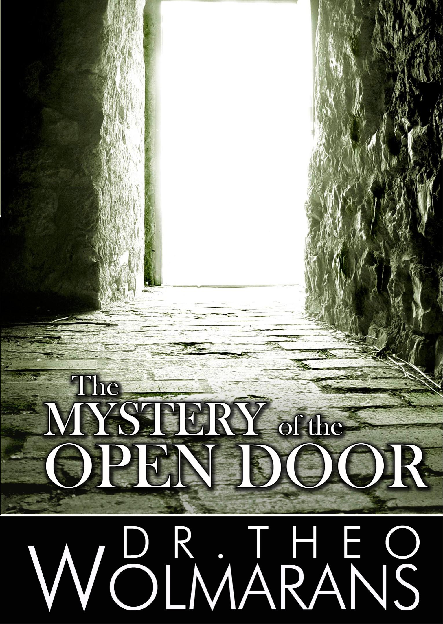 Mystery of the Open Door  1