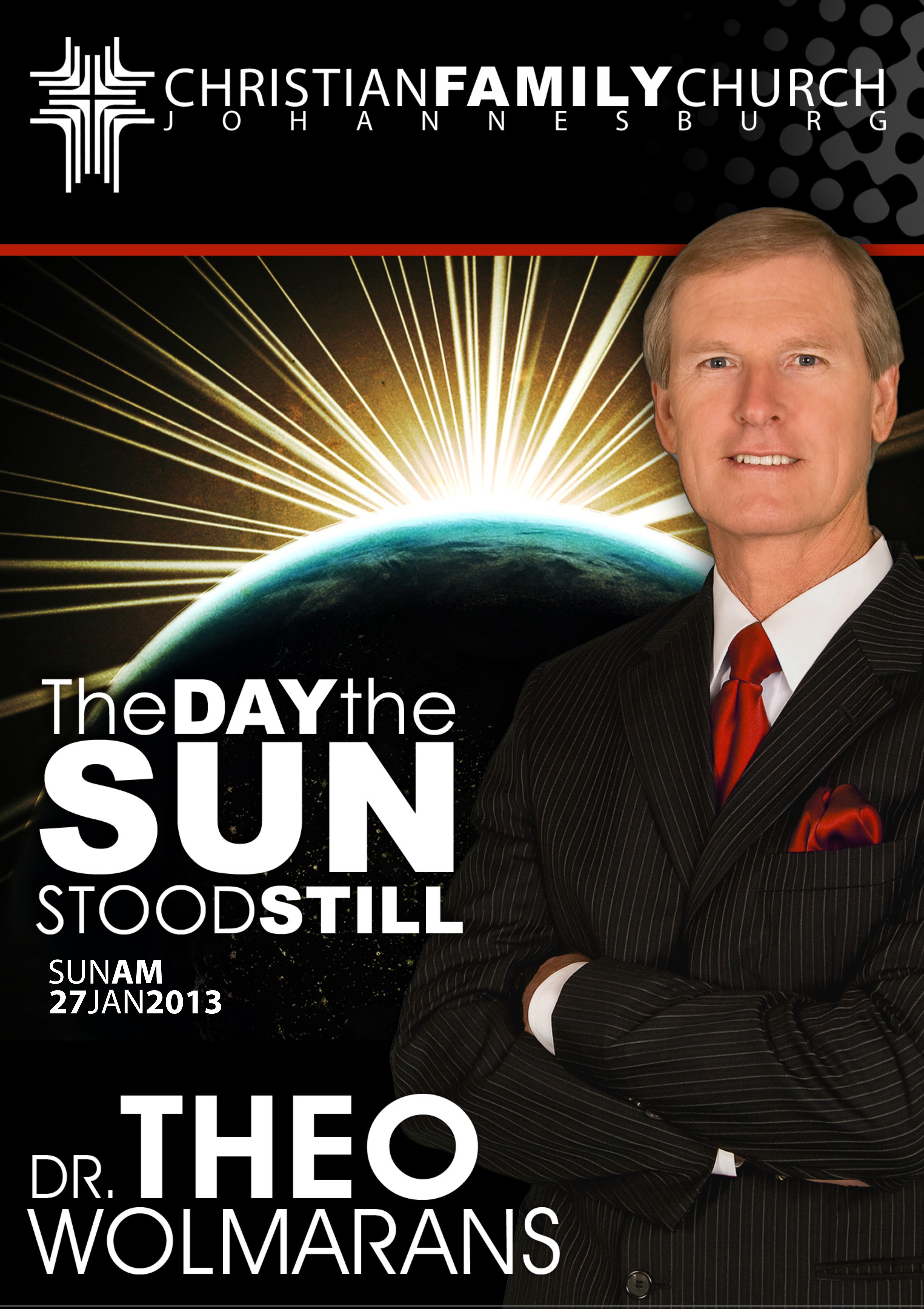 The Day the Sun Stood Still 1