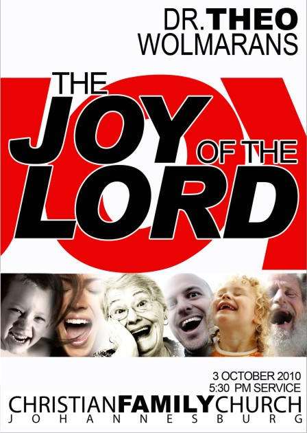 The Joy of The Lord 1