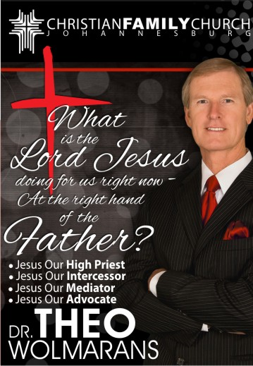 What is the Lord Jesus Doing for Us Right Now at the Right Hand of the Father 1