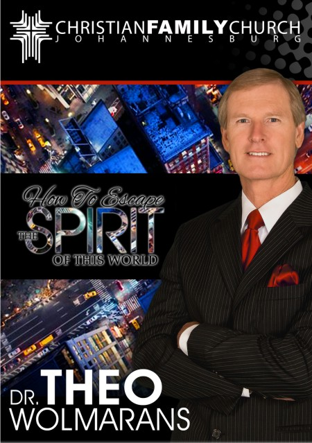 How to Escape the Spirit of this World – 1 Feb 2014