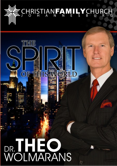 The Spirit of this World – 2 Feb 2014