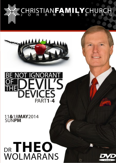 Be Not Ignorant of the Devil's Devices
