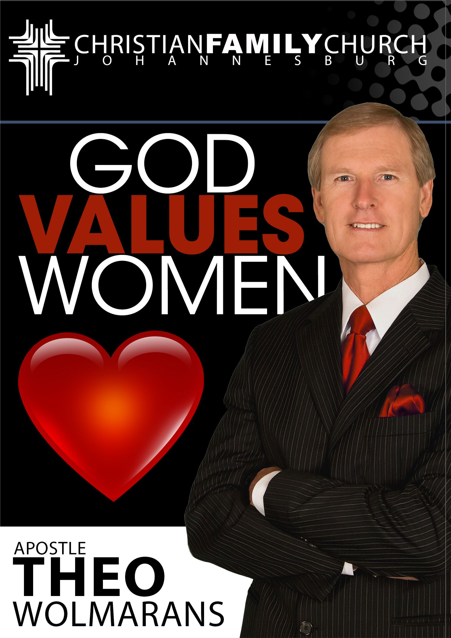 God Values Women – San Antonio