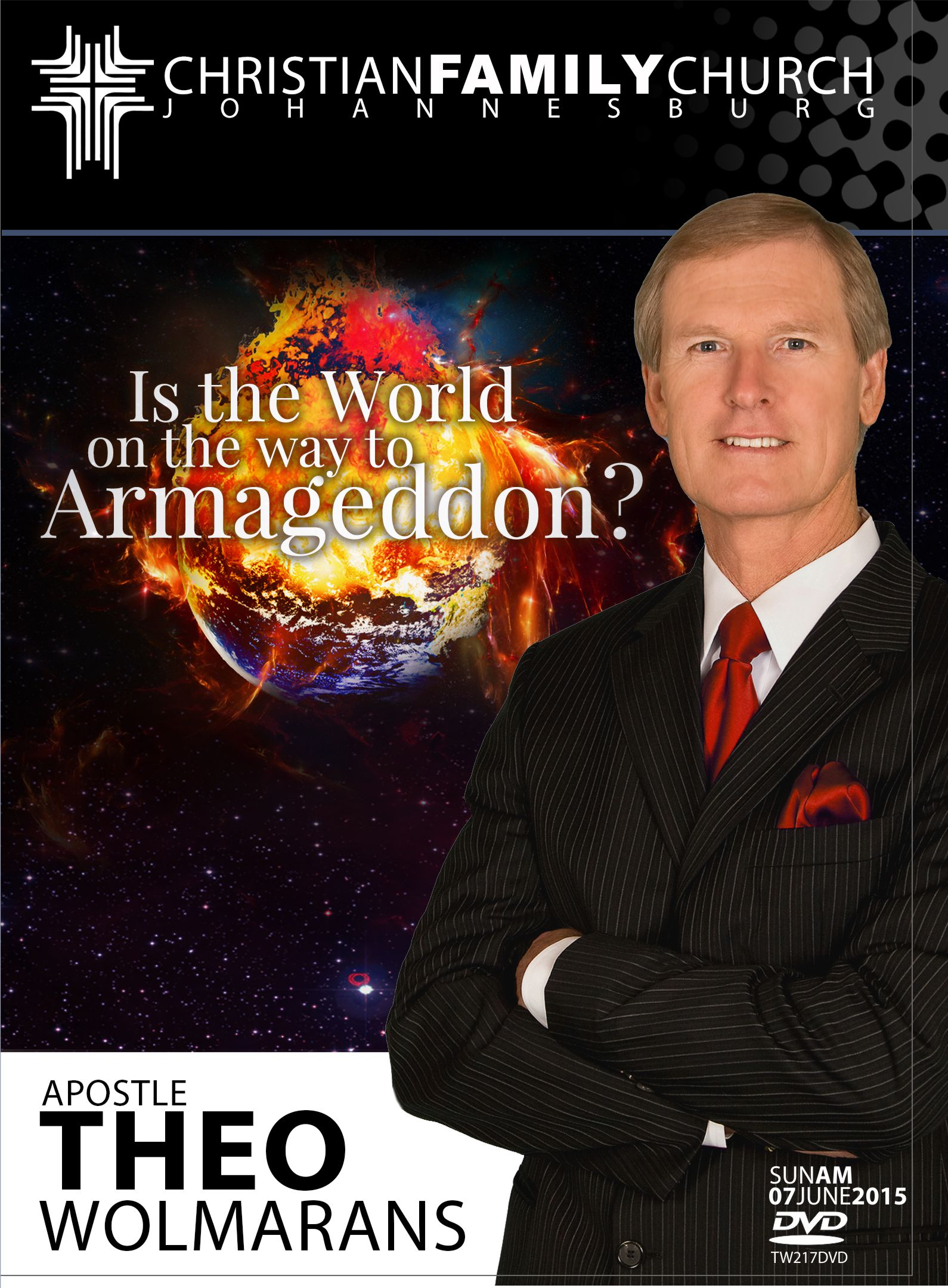 Is the World on the Way to Armageddon – June 2015