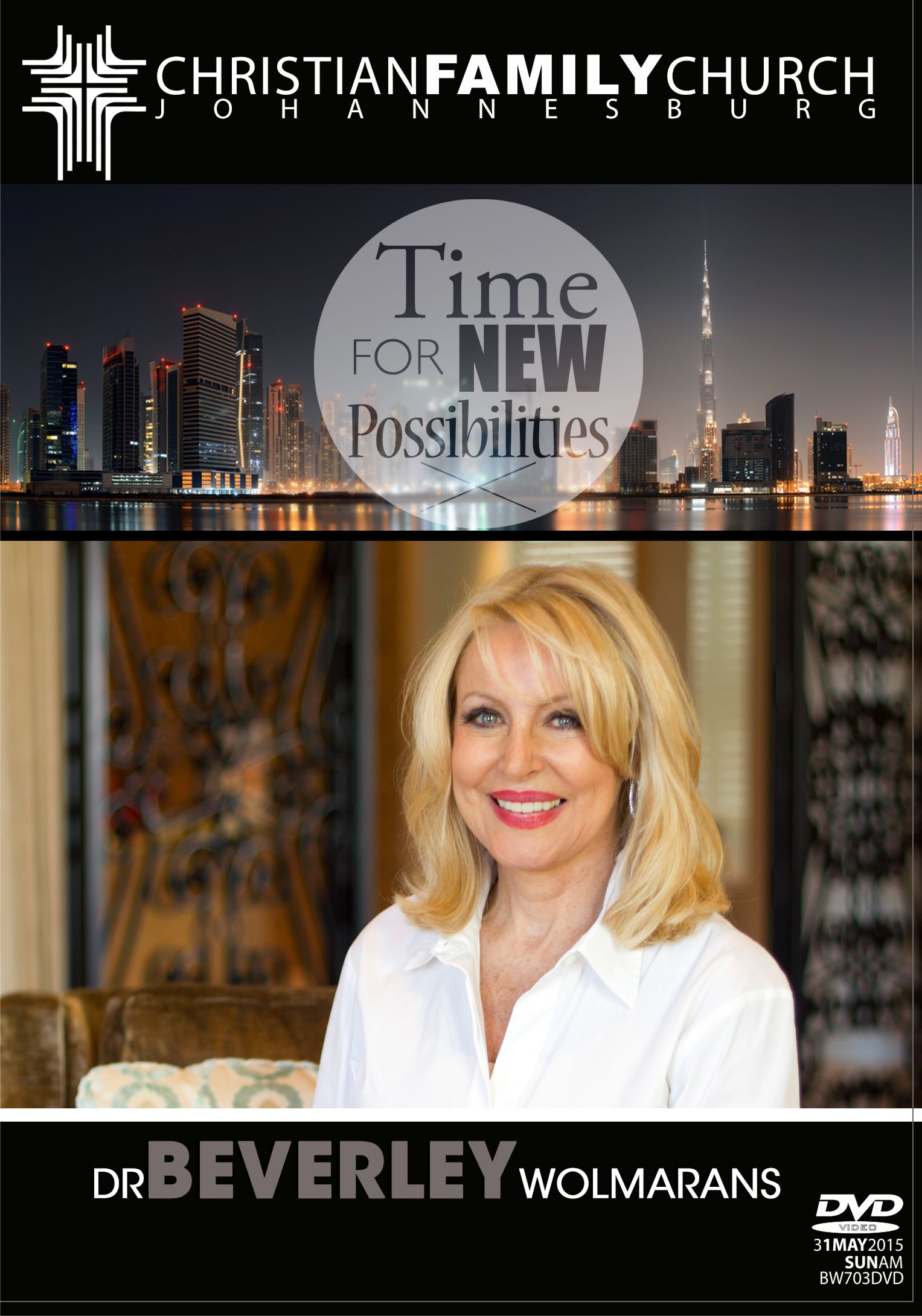 Time for New Possibilites – May 2015