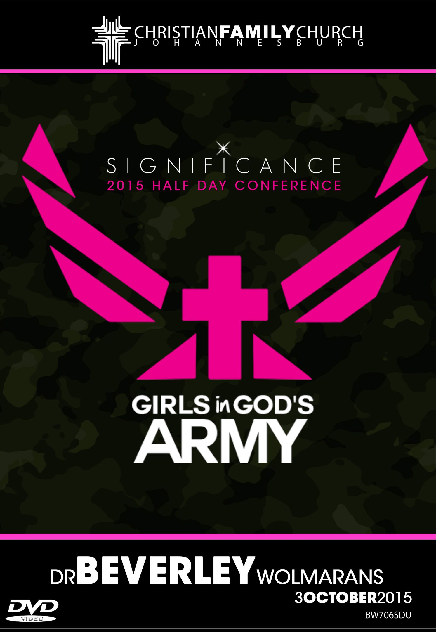 Girls in God's Army Oct 2015