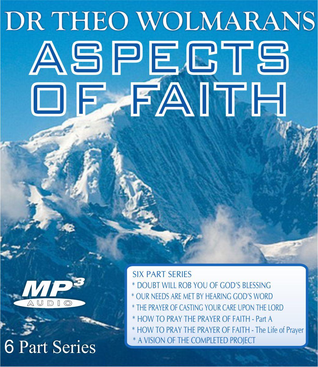 Aspects of Faith – USB