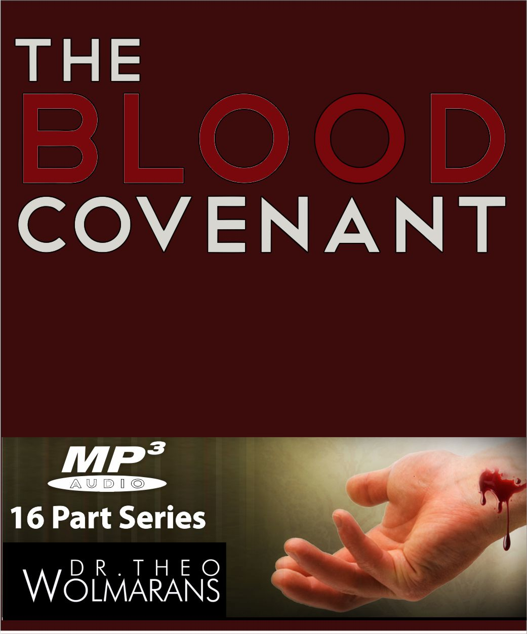 The Blood Covenant USB
