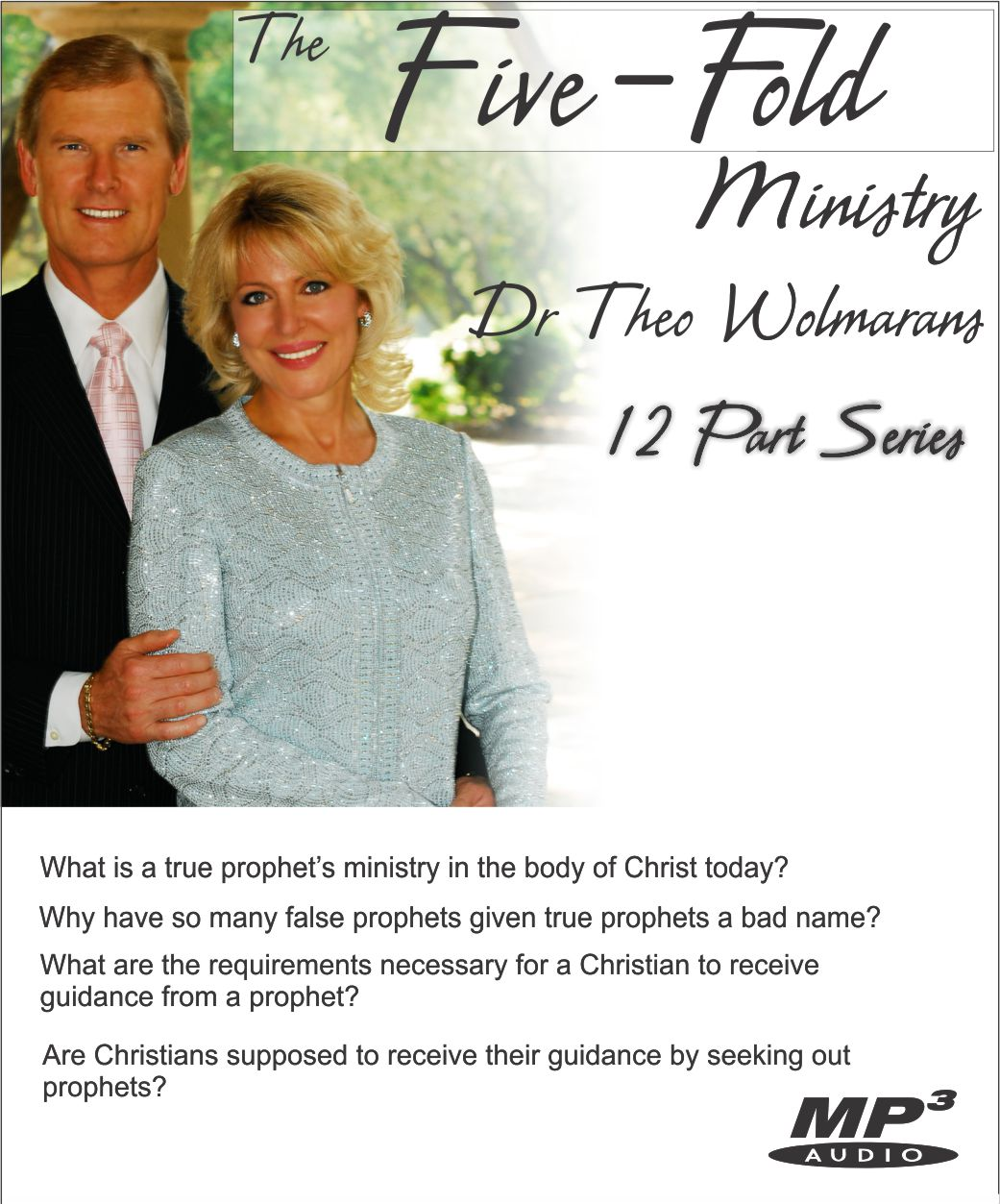 The Five Fold Ministry – USB