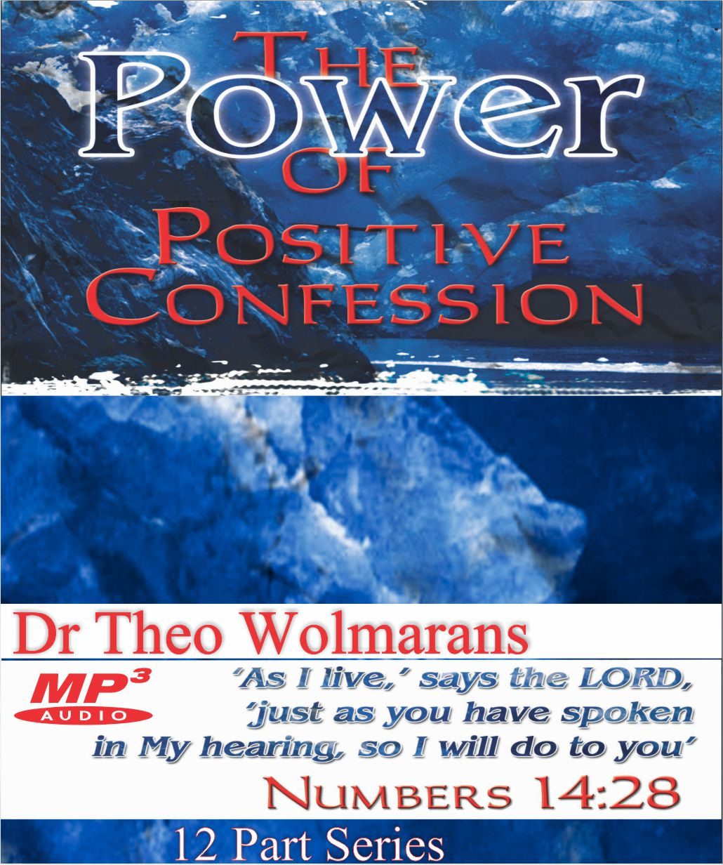 The Power of Positive Confession USB