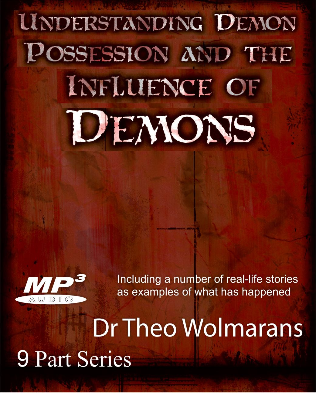 Understanding Demon Possession and the Influence of Demons USB