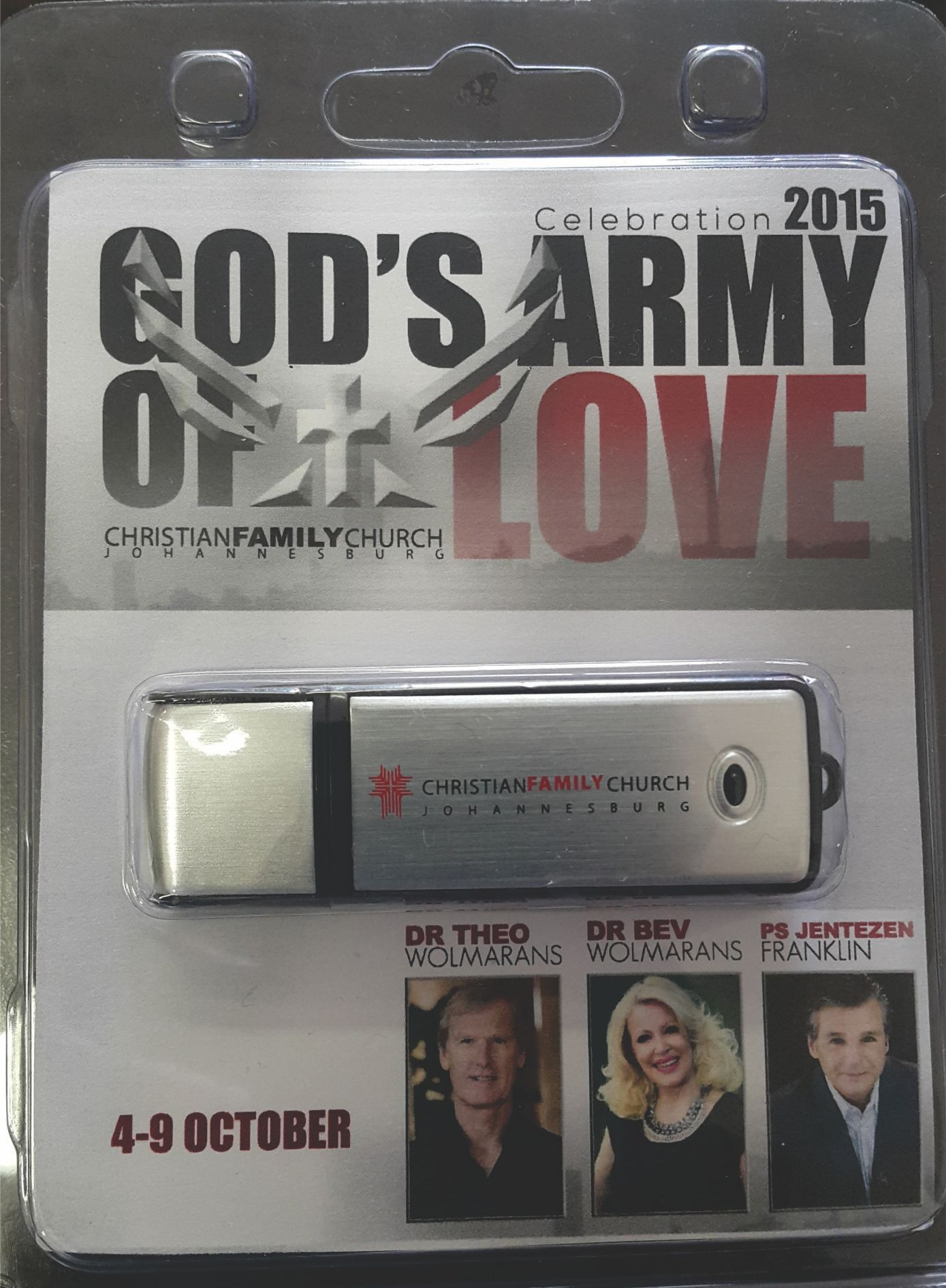 Celebration 2015 USB Set