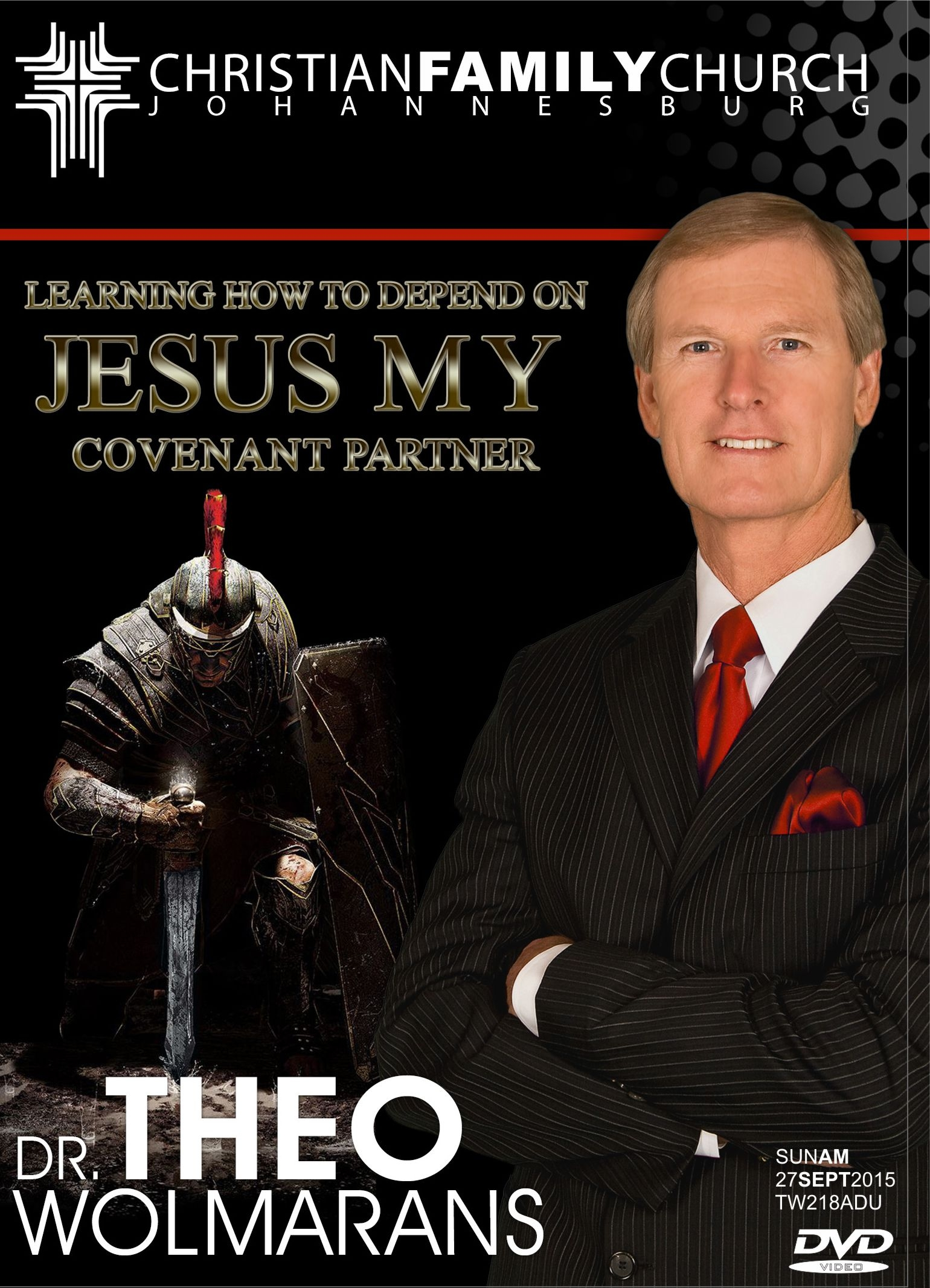 Learning How To Depend On Jesus My Covenant Partner