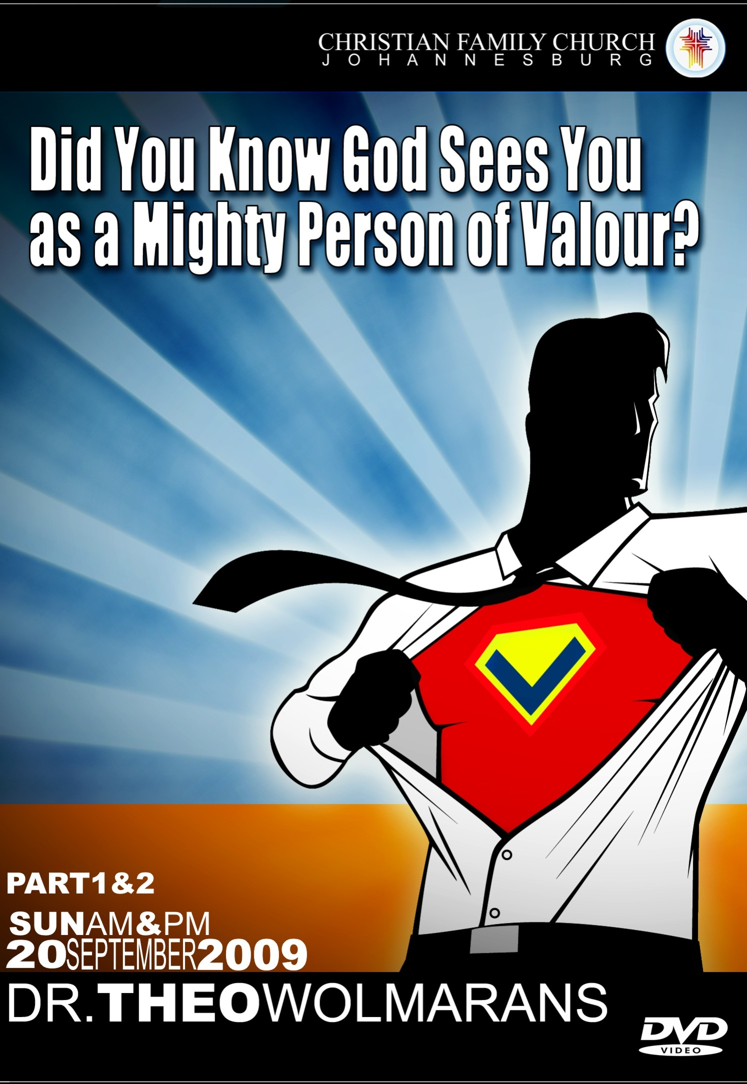Did You Know That God Sees You As A Mighty Person of Valour