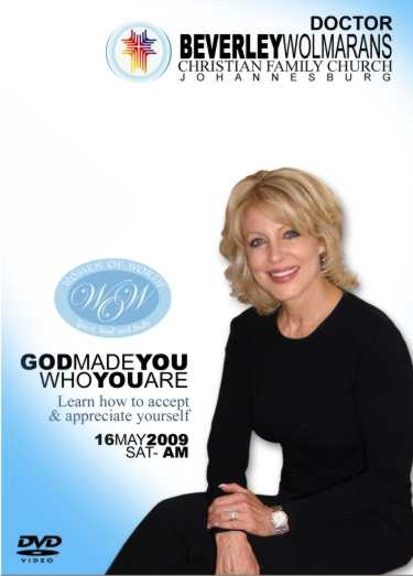 WOW: God made you who you are